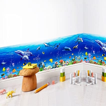 3D under the Sea World Nature Scenery