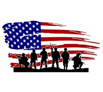 Teens Living Room Offices Wall Decoration (Flag)