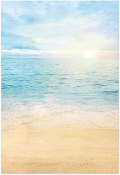 Summer Sea Beach Sunshine Photography Backgrounds