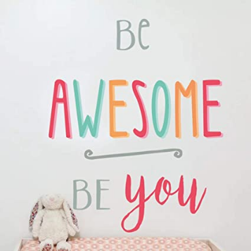 Wall Decorators Quotes for Classroom Boys and Girls Nursery Wall Decorations