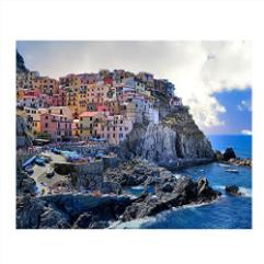 Beautiful Italian Image Wall Art