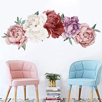 Bedroom Wall Decorators Floral Wall Stickers